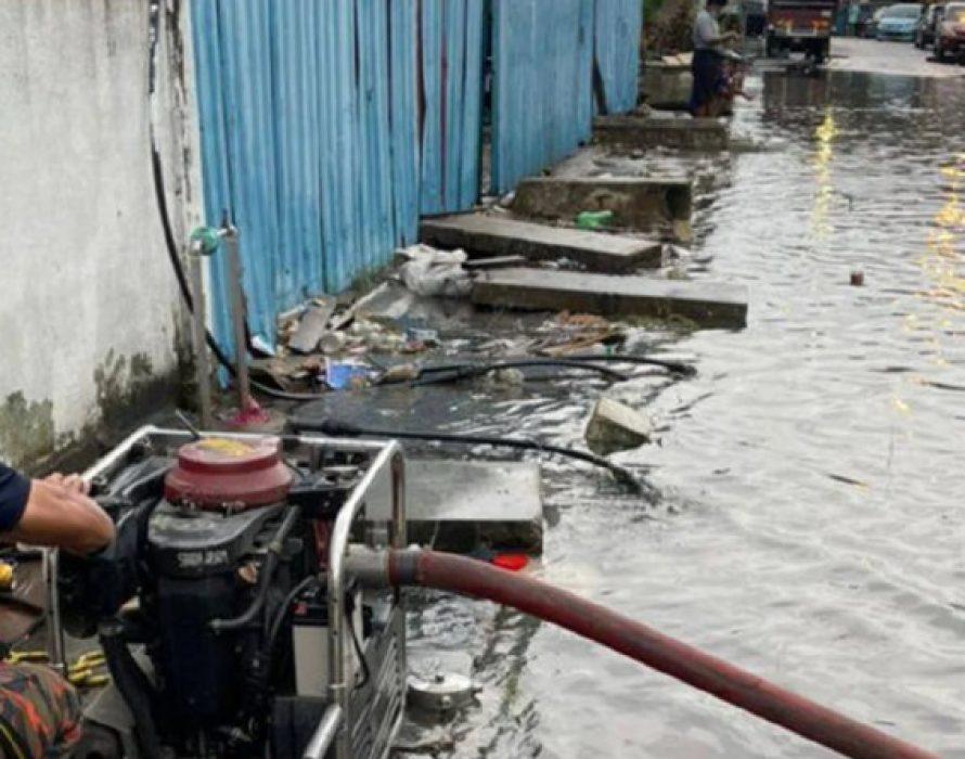 Body of girl, 8, who fell in drain near Shah Alam found