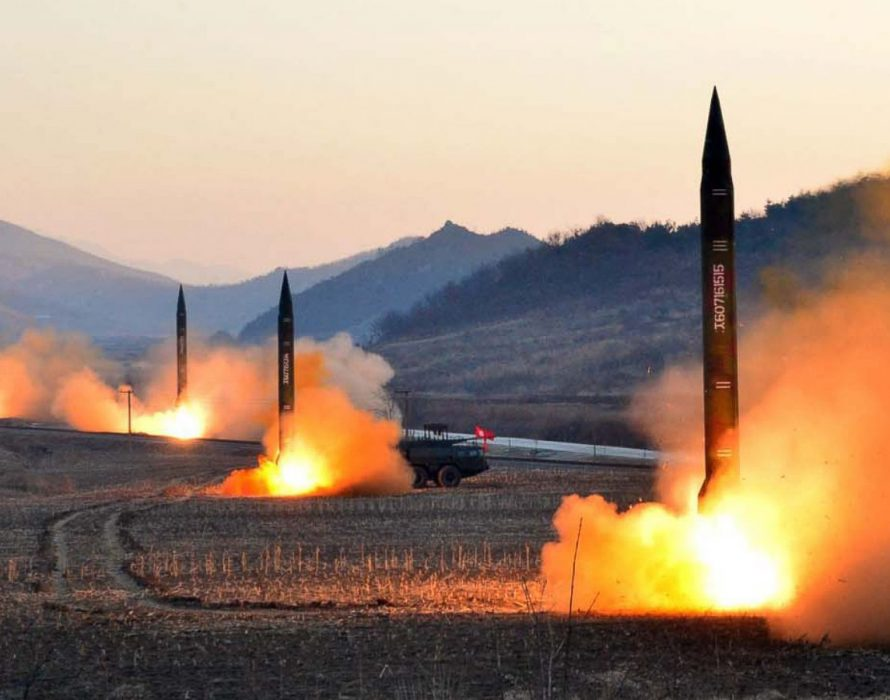 N.Korea tests first 'strategic' cruise missile with possible nuclear capability