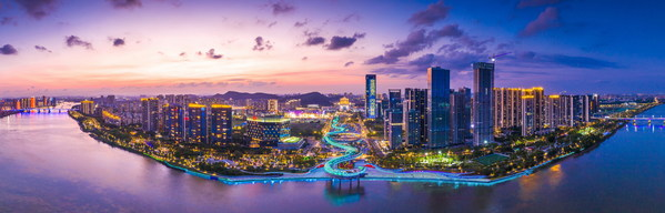 Attractive Shunde, ideal place for talents, invites global partners.