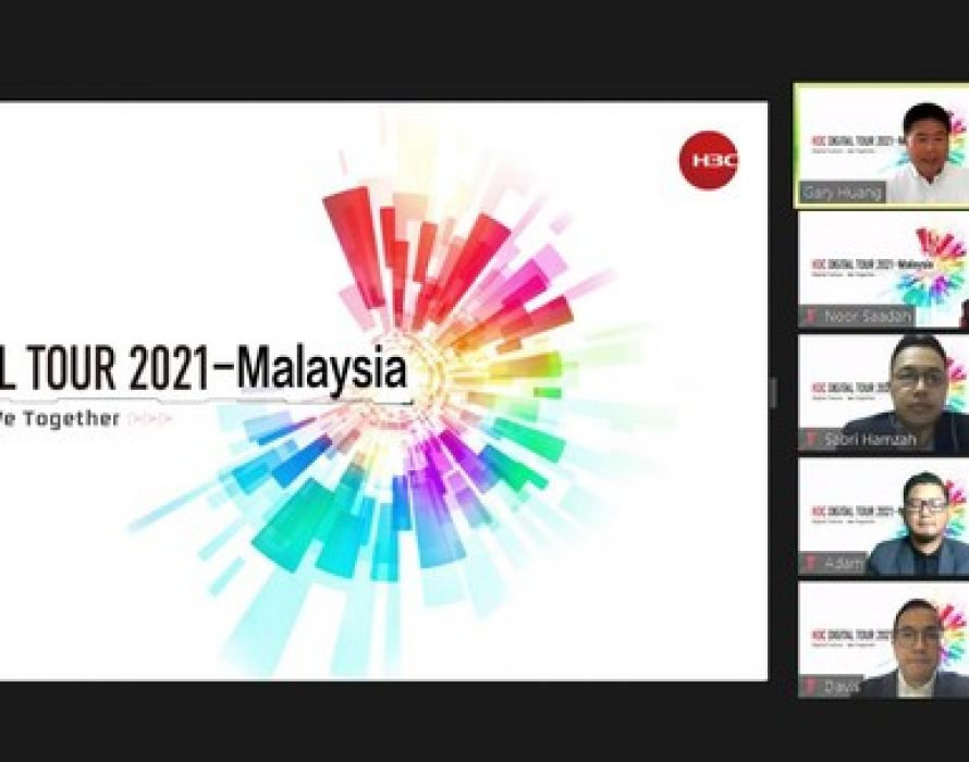H3C Launches the Digital Tour 2021 in Malaysia with a Focus on Application-Driven Data Centers