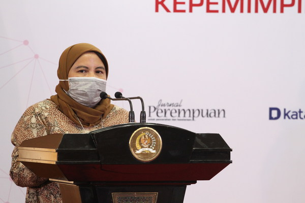 Dian Pitaloka, Chairwoman of KPP RI