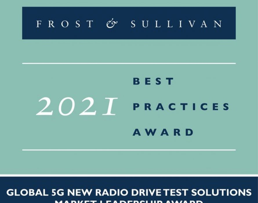 Infovista Lauded by Frost & Sullivan for Leading the New Radio Drive Test Market with its Pioneering Solutions for 5G Networks