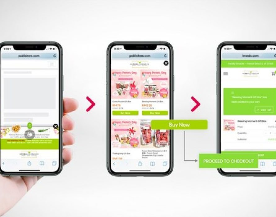 Innity Adds Shoppable QuickBuy Feature to Its Shoppable Ads, Enabling Consumers To Add Products to Cart Directly from Ads
