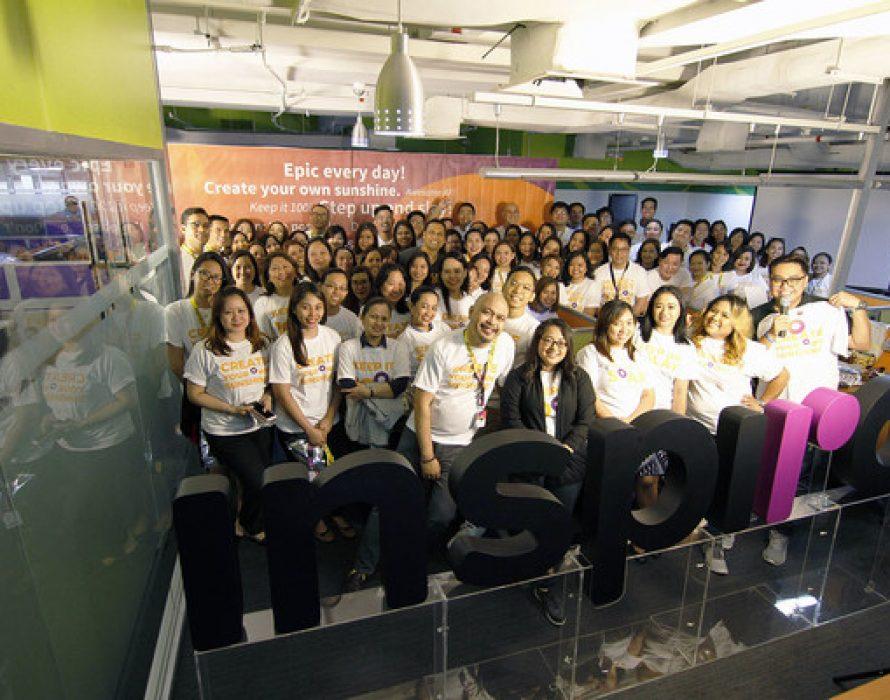 Inspiro Wins In Top Workplaces In Asia Award 2021