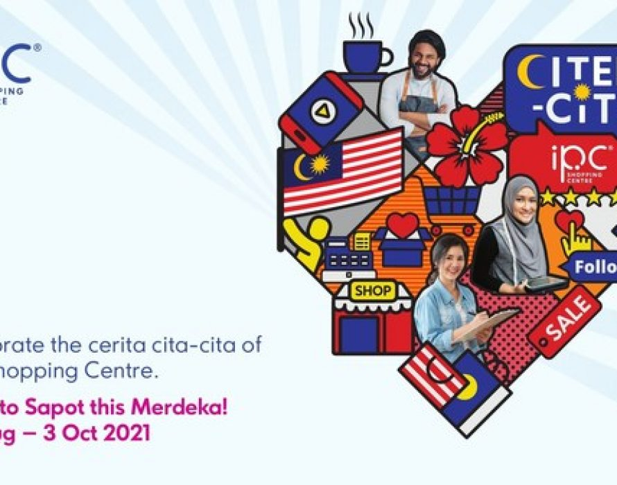 IPC Shopping Centre Unites Communities to Support Communities by Sharing Citer-Citer IPC and Bringing Happiness to Homes