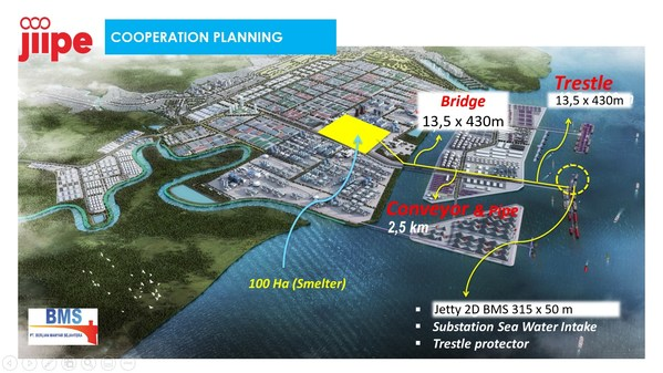 SEZ JIIPE - Port and Infrastructure