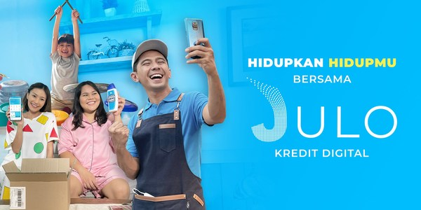 Indonesian Fintech JULO launches complete features of digital credit to encourage empowerment through financial stability