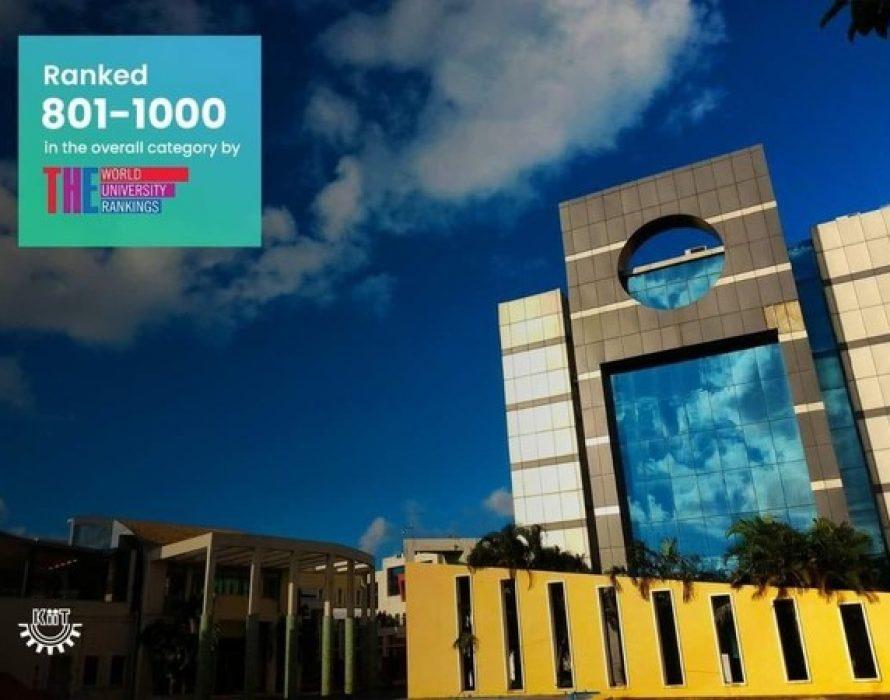 KIIT Dominates in World Ranking of Universities