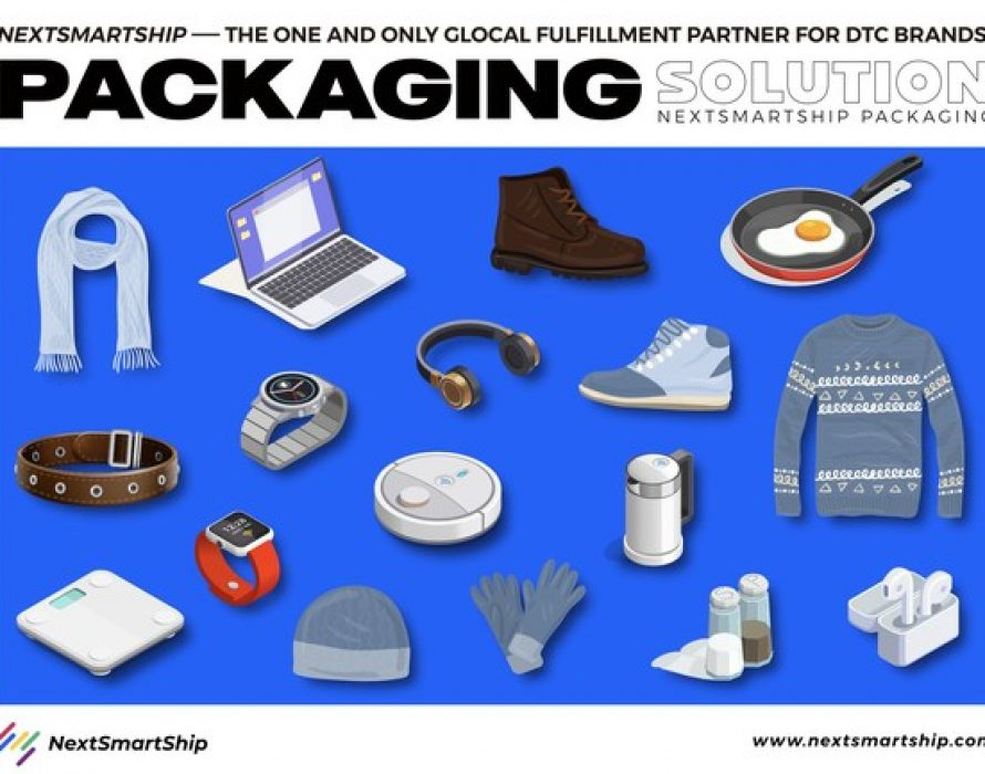 Leading Fulfillment Company NextSmartShip Releases GREEN Packaging Solution for DTC Brands