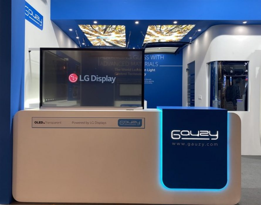 LG Display to Showcase Transparent OLED at IAA 2021 in Munich