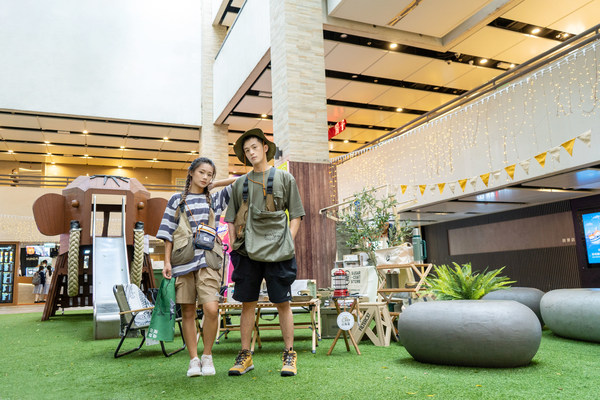 Link's four Tuen Mun malls celebrate the hiking season with the first-ever 'Tuen Mun Adventure', calling for stylish outdoorists, featuring three hiking check-in missions and a fantastic series of autumn happenings
