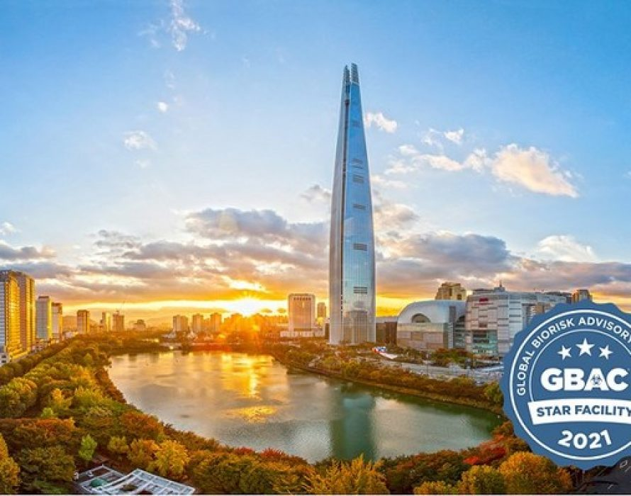 LOTTE HOTEL accredited with 'GBAC STAR™' by ISSA