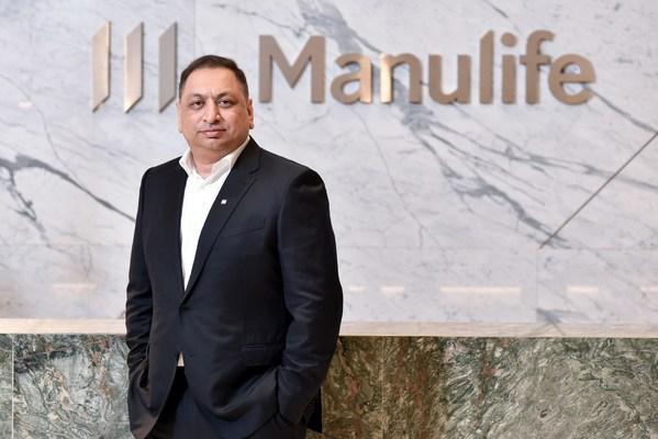 Pankaj Banerjee, Chief Distribution Officer, Asia, Manulife
