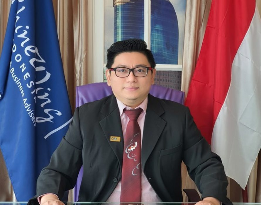 Michell Suharli, CEO of ShineWing Indonesia: Asia's Most Admirable Young Leaders.