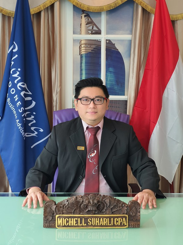 Michell Suharli, Chief Executive Officer, ShineWing Indonesia