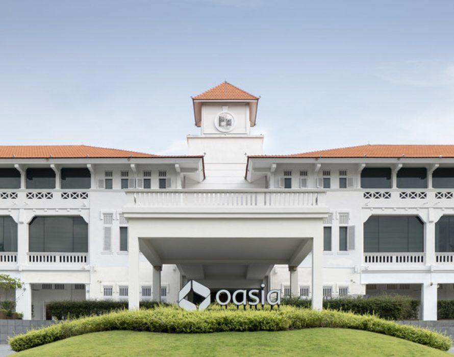 Mindful Retreat Awaits at Oasia Resort Sentosa and Oasia Spa