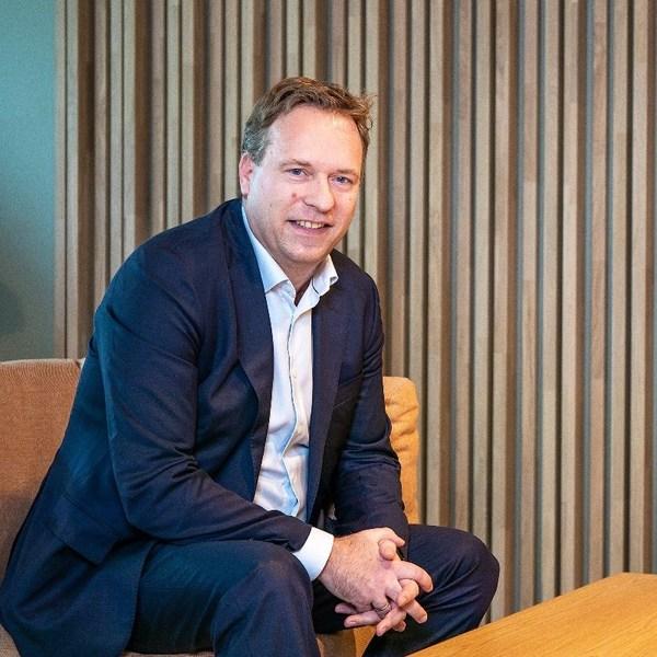 Erik Julius Larsen, Chief Business Officer for Nordics and Benelux