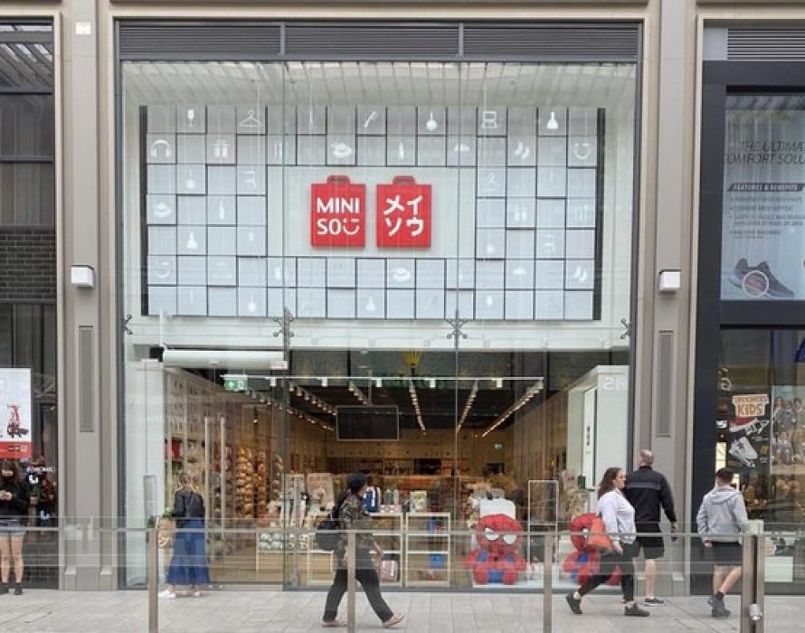 MINISO Ramps Up Expansion in Europe, Opens New Stores in Spain, UK and Italy