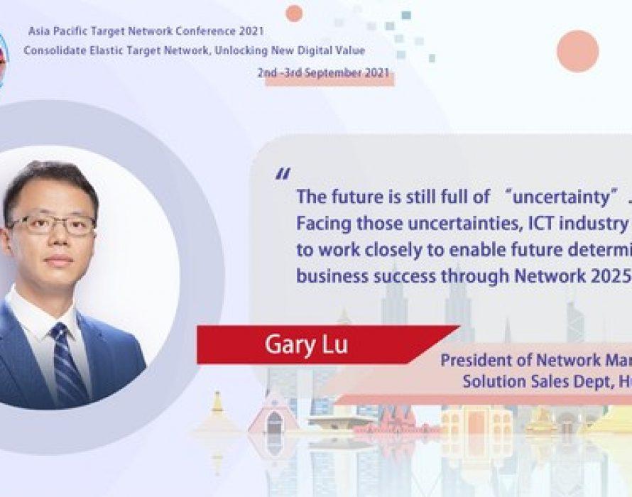 Network 2025 Enabling APAC Business Success