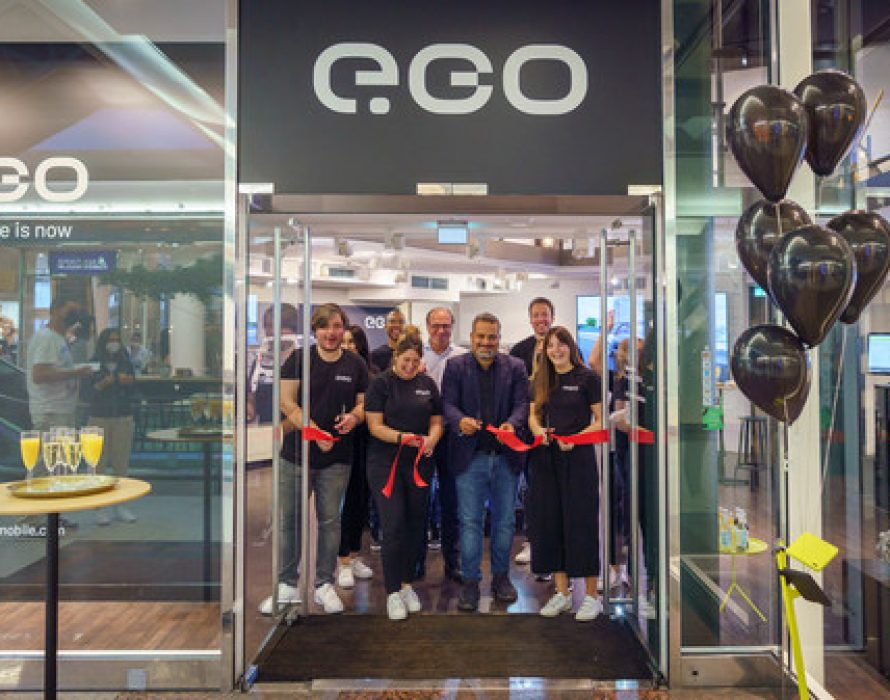 Next.e.GO Mobile SE opens its first Brand Store in the capital of Germany's most populous state