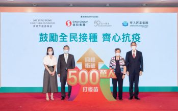 Ng Teng Fong Charitable Foundation Congratulates Winners of the Phase 1 Lucky Draw