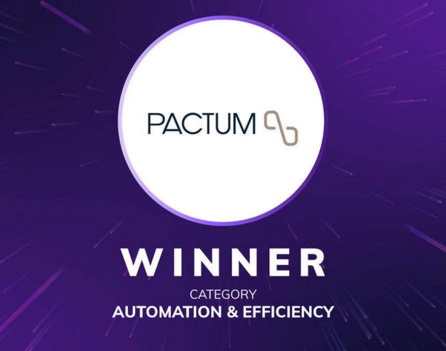 Pactum, the creator of autonomous negotiation technology, wins the prestigious Digital Procurement World 2021 Startup Competition