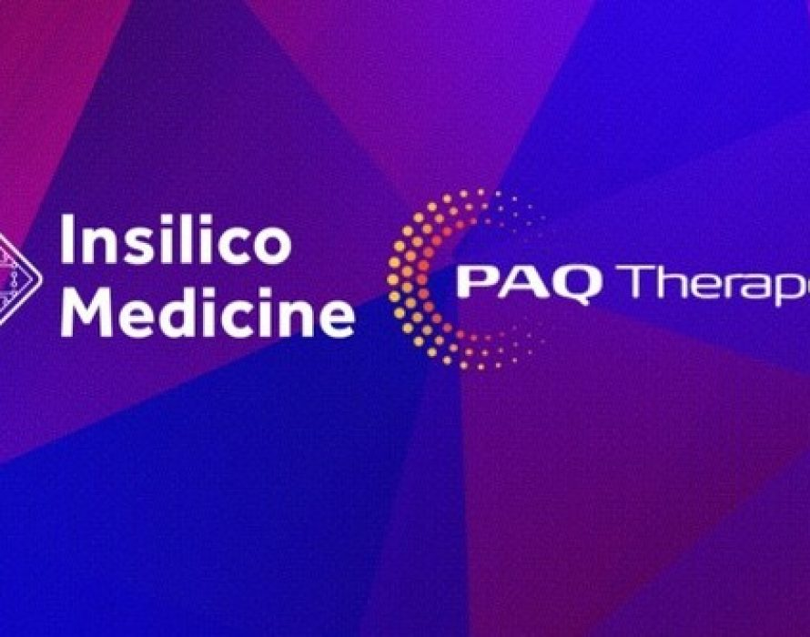 PAQ Therapeutics Announces Collaboration with Insilico Medicine to Develop Novel Therapies through Autophagy-Dependent Degradation