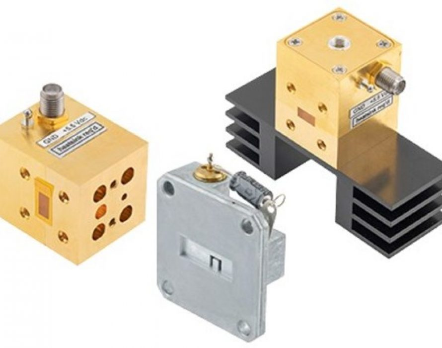 Pasternack Launches New Series of Mechanically Tunable Waveguide Gunn Diode Oscillators