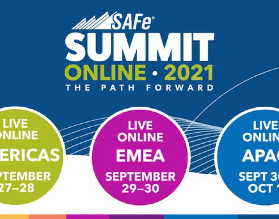 Porsche, MetLife, CVS Health, and David Horsager Headline the Online Global SAFe® Summit September 27 – October 1