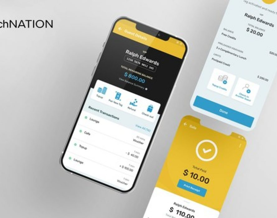 PouchNATION raises a Bridge Funding Round as Markets are preparing to reopen and launches Contactless Hospitality Tech