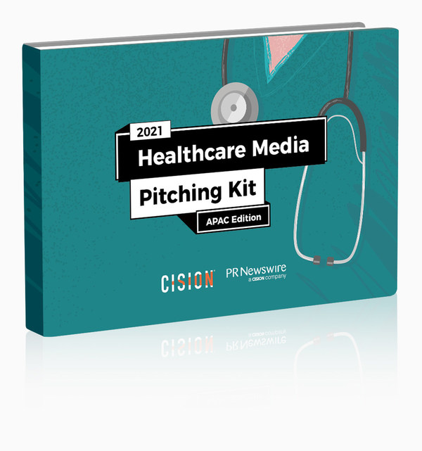 PR Newswire's 2021 Healthcare Media Pitching Kit (APAC Edition)