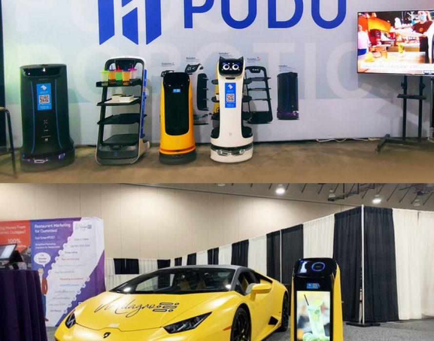 Pudu Robotics Showcased Its Advanced Robotics Solution at FSTEC US Exhibition