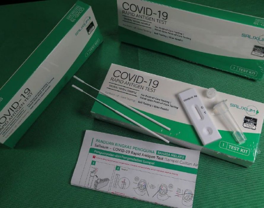 141 inspections on sale of Covid-19 antigen rapid test kits conducted on Sept 6 – Rosol