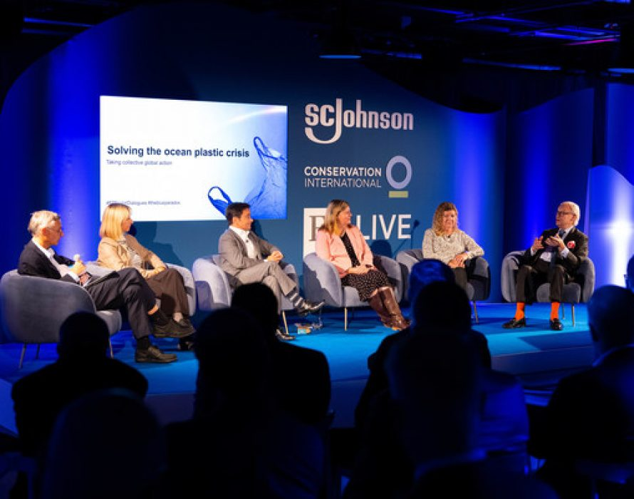 SC Johnson Invites Londoners to Walk Beneath the Ocean's Surface in The Blue Paradox – An Immersive Experience Exploring the Ocean Plastic Pollution Crisis