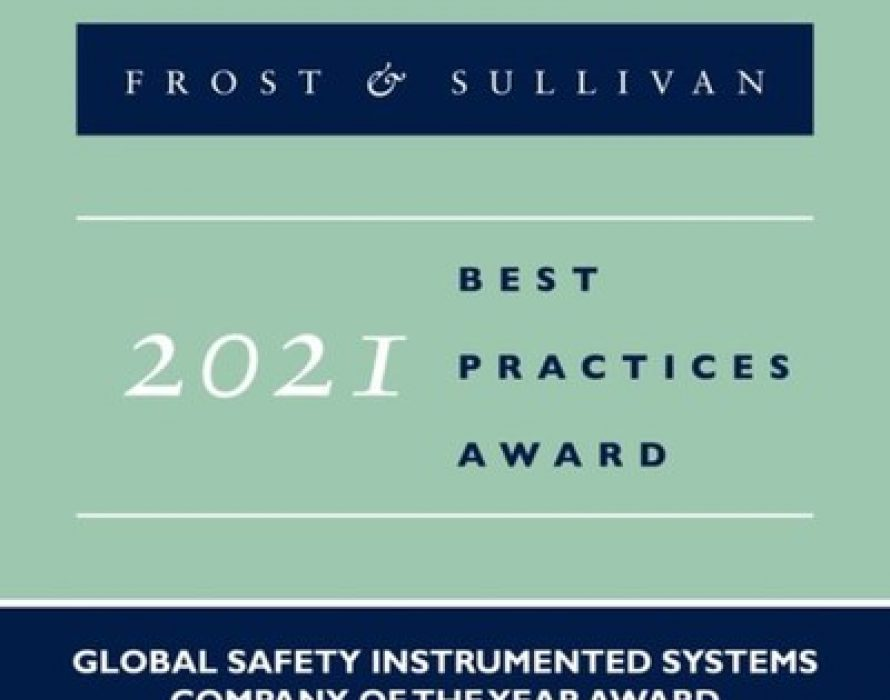 Schneider Electric Lauded by Frost & Sullivan for Dominating the Safety Instrumented Systems Market with Its High-performance Systems and Software