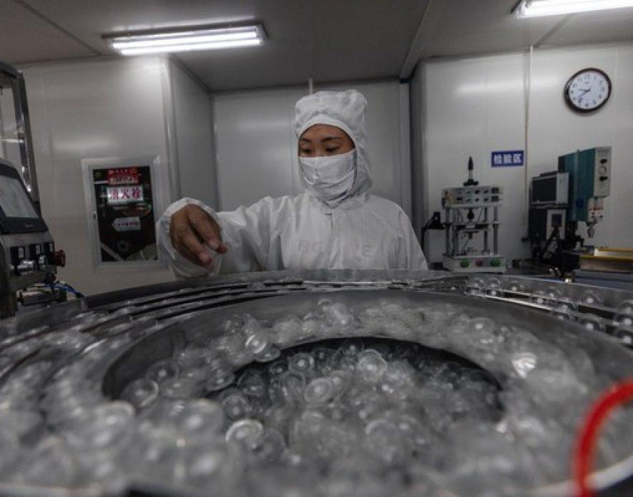 SHOW JIANGSU Media Tour visit Jiangsu Suyun Medical Materials in Lianyungang