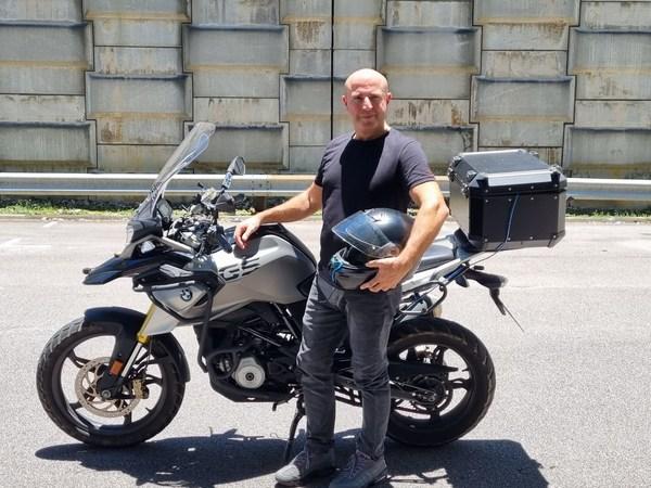 Rider Dome's co-founder Yoav Elgrichi, Source: Rider Dome