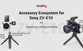 SmallRig introduces the latest accessory ecosystem for the Sony ZV-E10 camera