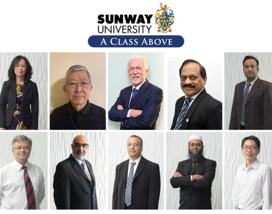 Sunway University Now Has 10 Scientists Listed In World's Top 2%
