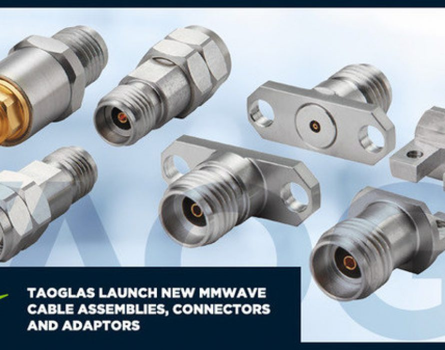 Taoglas Continues to Trailblaze in 5G Technology With Innovative Range of 5G NR Antennas, Cable Assemblies, Connectors, and Adaptors for Korean Market