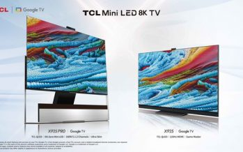 TCL Launches 2021 Premium Mini LED TVs with Unrivaled 8K Performance