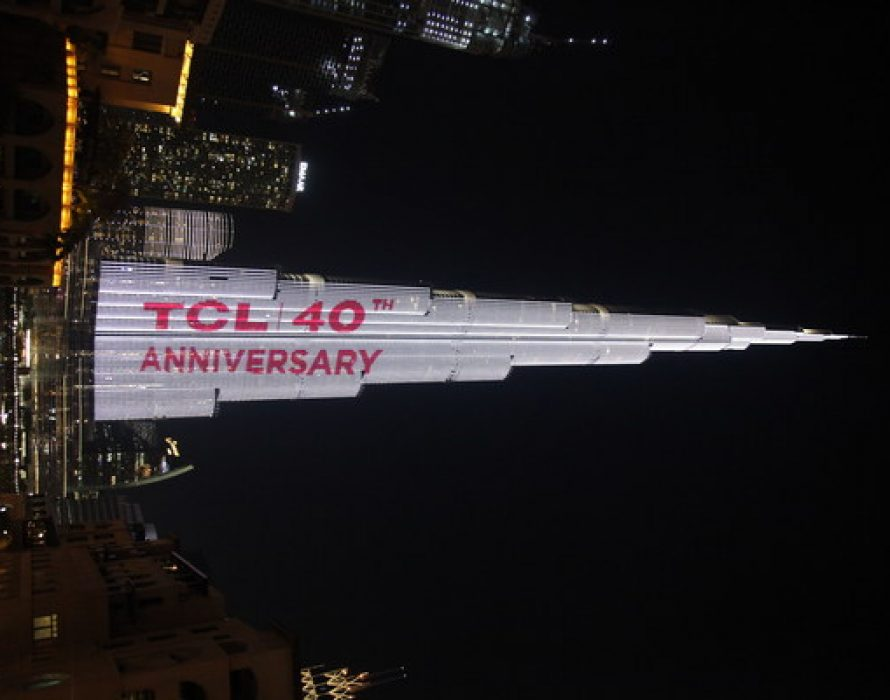 TCL Marks 40th Anniversary with Global Activities