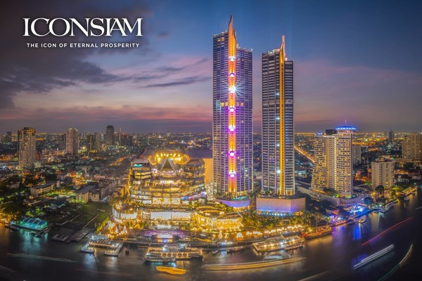 Thailand's Landmark ICONSIAM Ranked Among Top Four Best Shopping Centers in the World