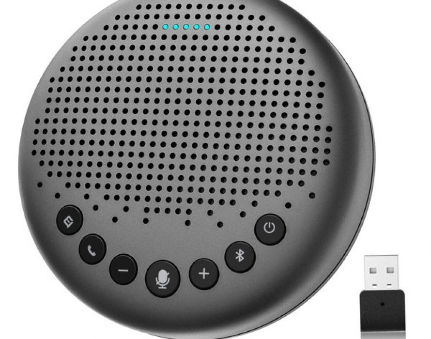 The best budget conference speakerphone in 2021: eMeet Luna Speakerphone