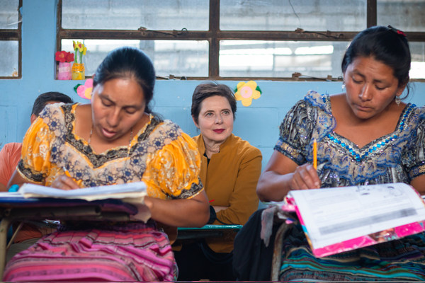 Write Her Future program: Photos take in Guatemala, in collaboration with Care International