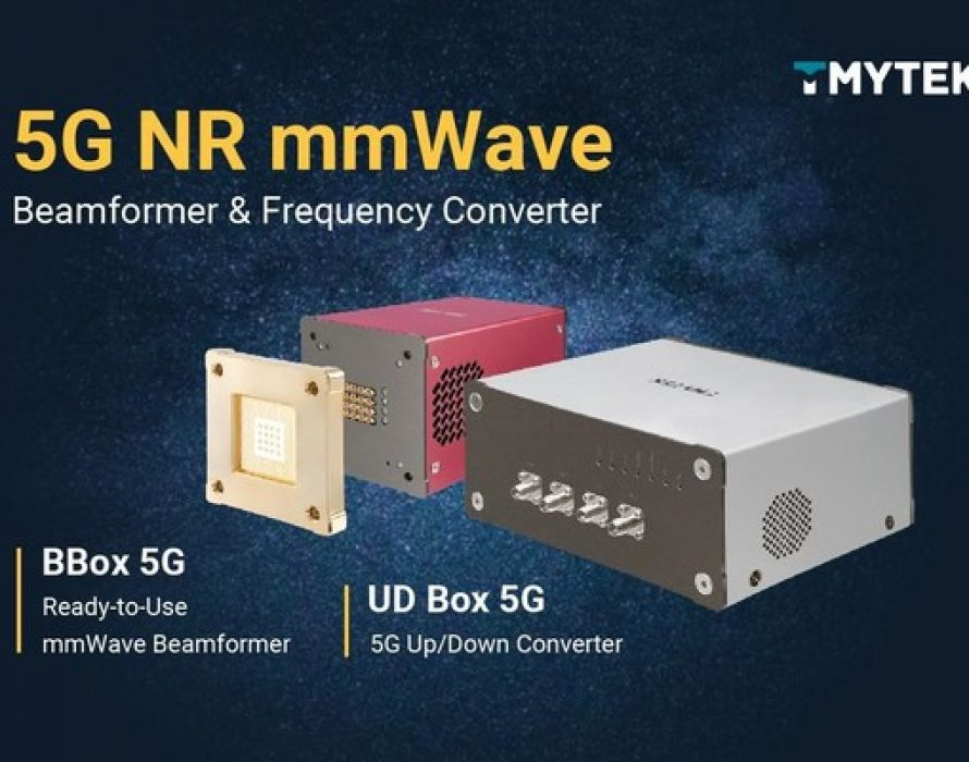 TMYTEK Unveils the New 5G Millimeter Wave Beamformers and Frequency Converters with Full FR2 Spectrum