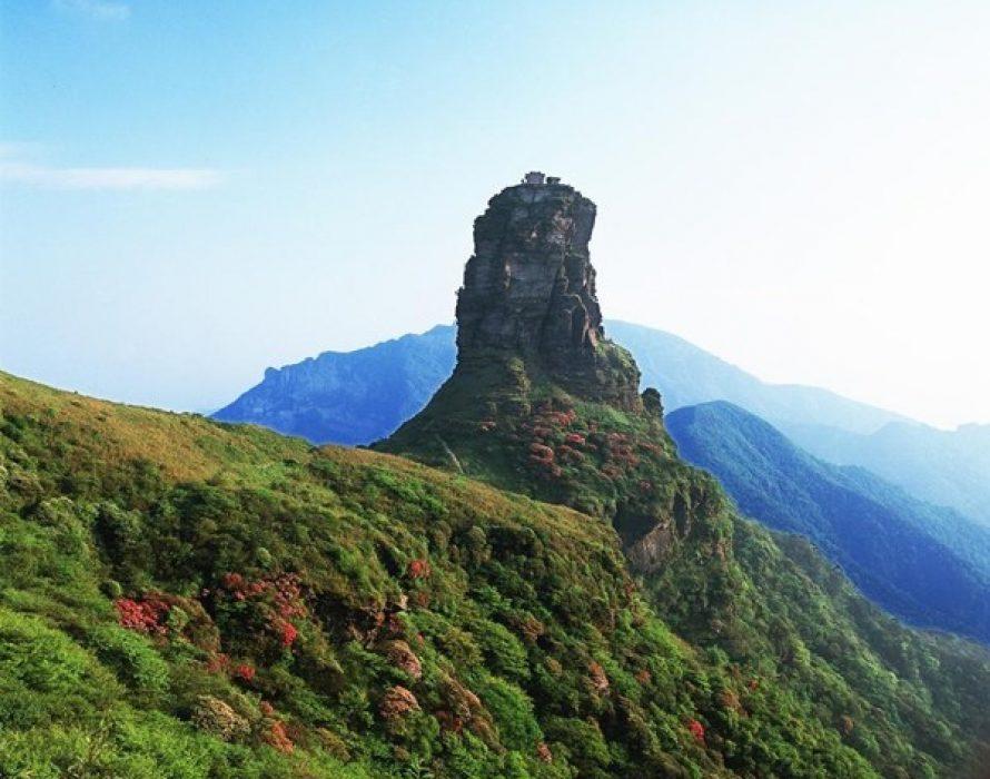 Tourism is the development trend of Guizhou