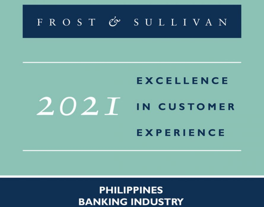 UnionBank Applauded by Frost & Sullivan for Elevating the Customer Experience with Its Mobile Banking Solution