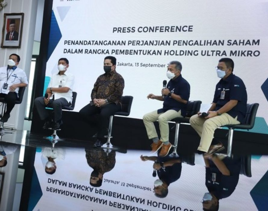 Unveiling Right Issue, BRI to Build the Largest Ultra-Micro Ecosystem in Indonesia