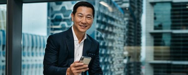 Kelvin Lam, Head of TMRW and Group Digital Banking, UOB